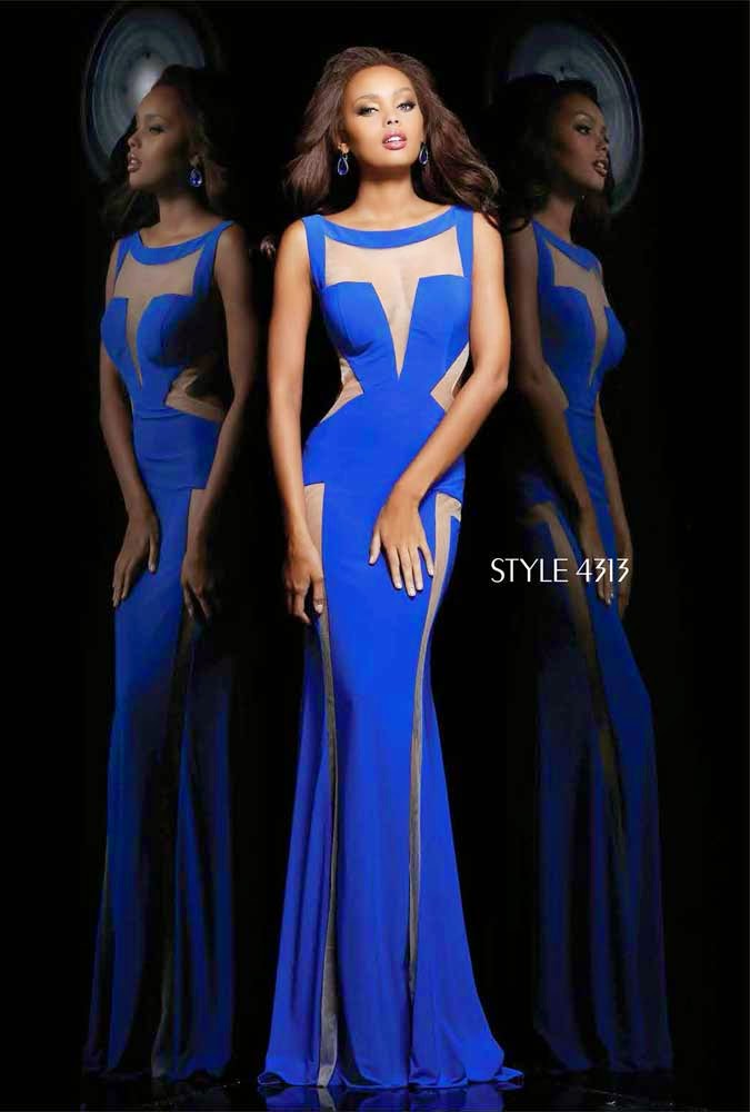 Vestidos largos de fiesta   Moda 2015