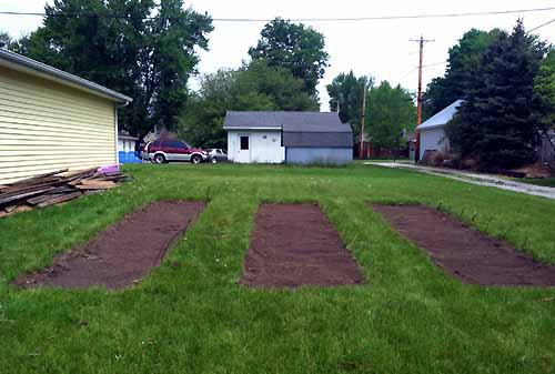 Foy Update What Our July Vegetable Garden Looks Like
