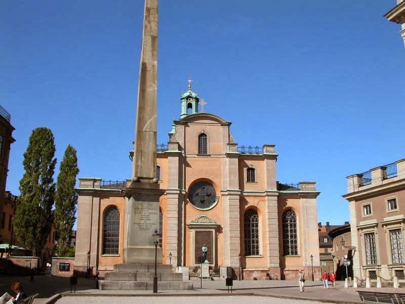 瑞典斯德哥爾摩大教堂