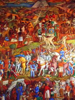 Lugares para visitar en p tzcuaro y sus alrededores mayo 2011 for Mural de juan o gorman