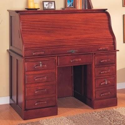 Roll Top Desk Oak Roll Top Desk