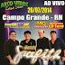 Banda Grafith CD - Ao Vivo Em Campo Grande - RN - 26/07/2014