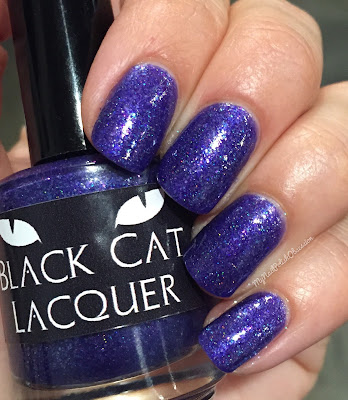 A Box Indied Diamonds Are Worthless, February 2016 - Black Cat Lacquer I Want You To Want Me