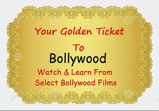 Your Golden Ticket to Bollywood