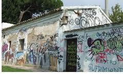 lo malo del graffiti