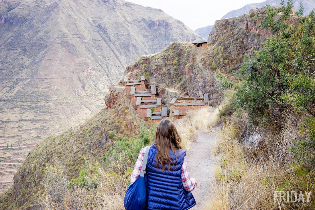 Incan Village- Pisac