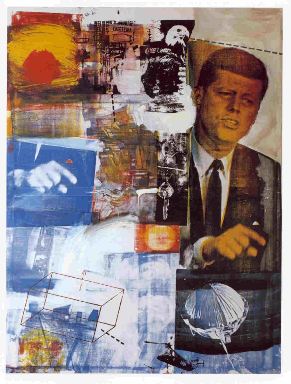 Art Paperscapes Remix Photomontage