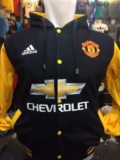 jual online jaket hoodie manchester united adidas 2015/2016