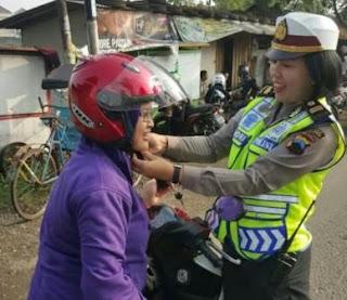 Tekan Angka kecelakaan, Polres Banyumas Giatkan Razia