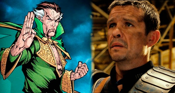 Matt Nable Ra´s al Ghul Arrow T3