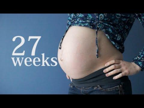 27 uger gravid
