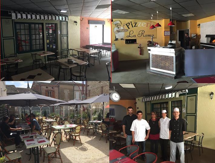 ouverture du restaurant la roma V