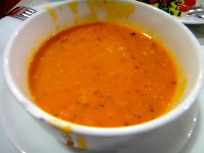 Turkish Tomato Soup