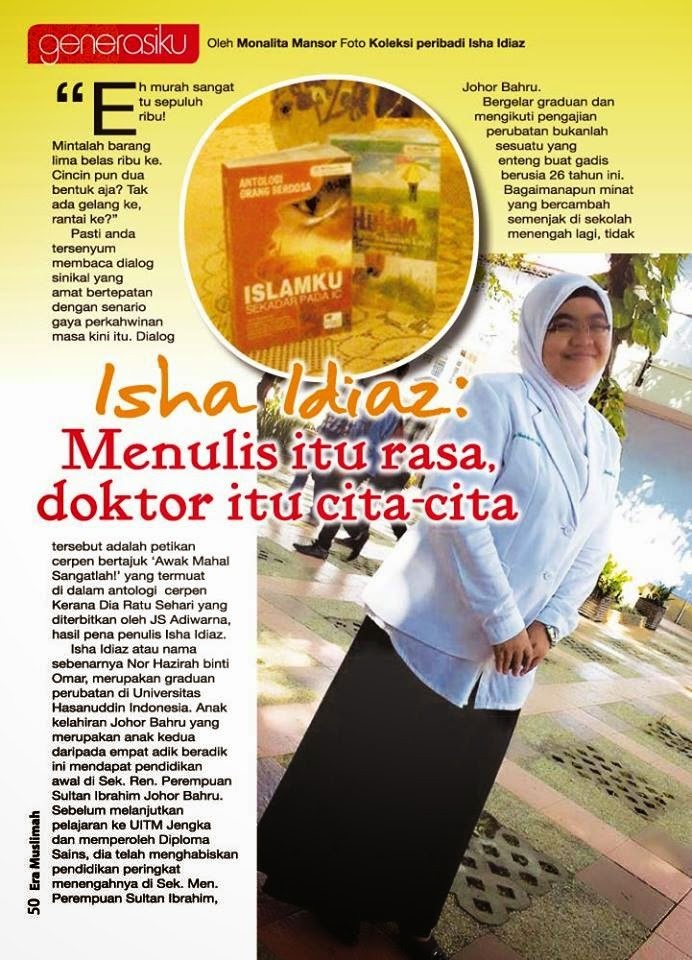 Isha Idiaz in Magazine