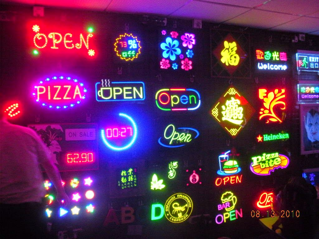 why outdoor led signs are gaining popularity in market led