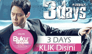 "DRAMA KOREA TERBARU 2014 "" 3 days/ three days """