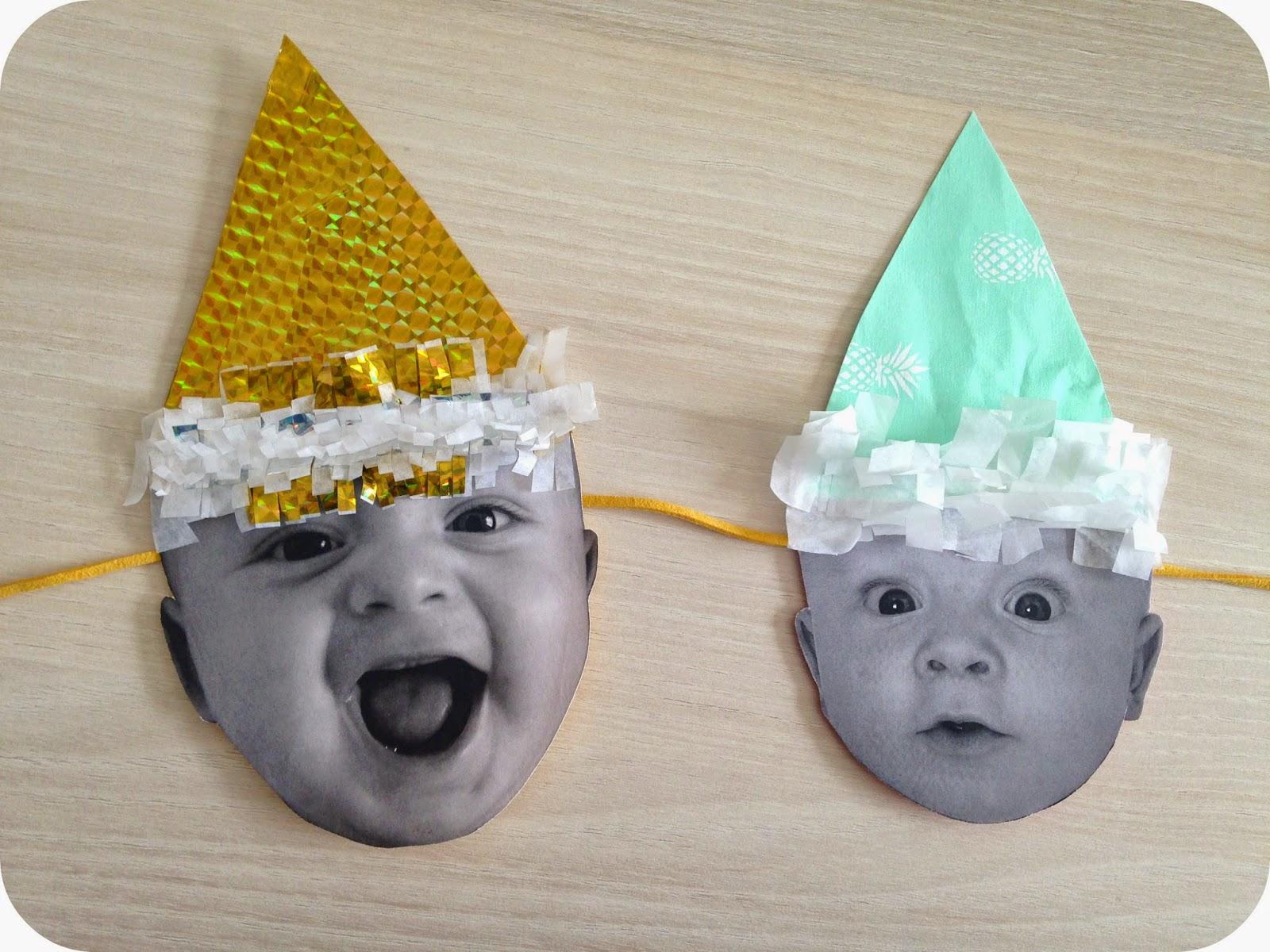 idée de diy pour décoration anniversaire bébé woody-beauty
