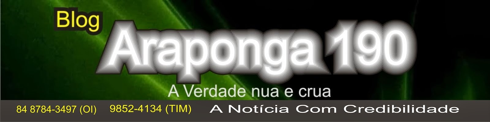 Araponga 190
