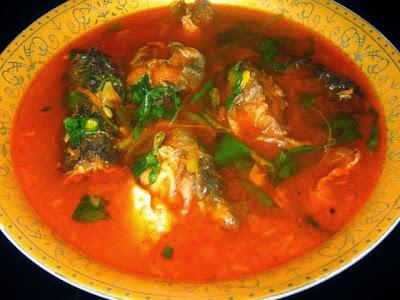 resep pindang ikan palembang pedas nikmat