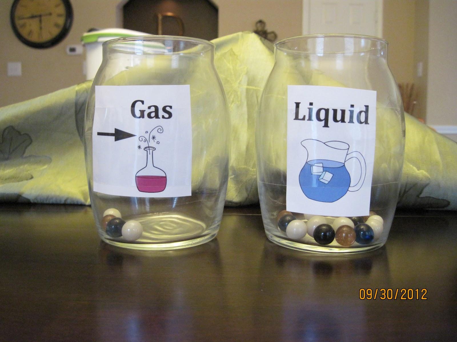 teacher talk  solids liquids and gases