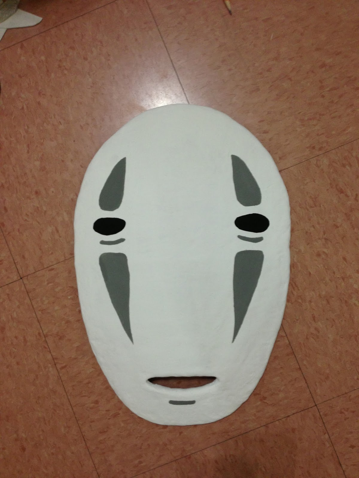 Part 1: No Face Mask Tutorial (Spirited Away) - my cute bow ...