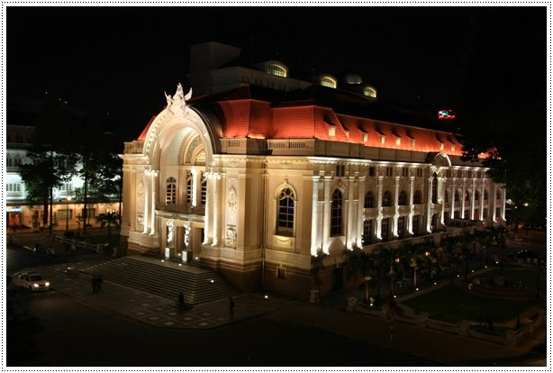 Opera House Saigon