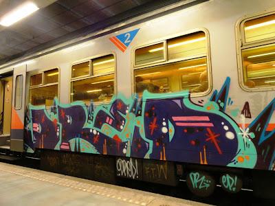 cheminots trains
