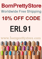 10% Off At Born Pretty!