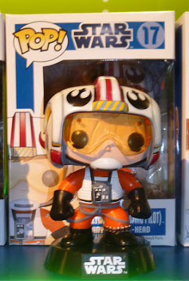 luke skywalker x-wing pilot Funko POP Star Wars (BOBBLE)