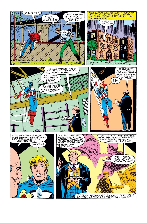 Captain America (1968) Issue #309 #237 - English 15