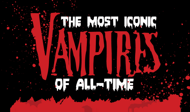Image: The Most Iconic Vampire of All-Time