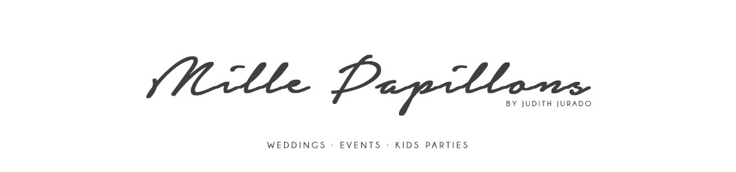 Wedding Planner Mallorca · Mille Papillons ·