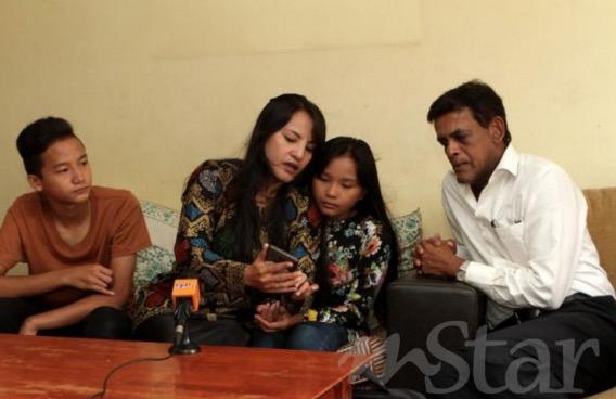 Balu Harun Salim Bachik, Surianti jawab isu isteri kedua dan perampas