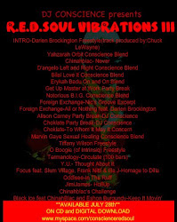 DOWNLOAD R.E.D.SOUL VIBRATIONS III MIXTAPE FREE
