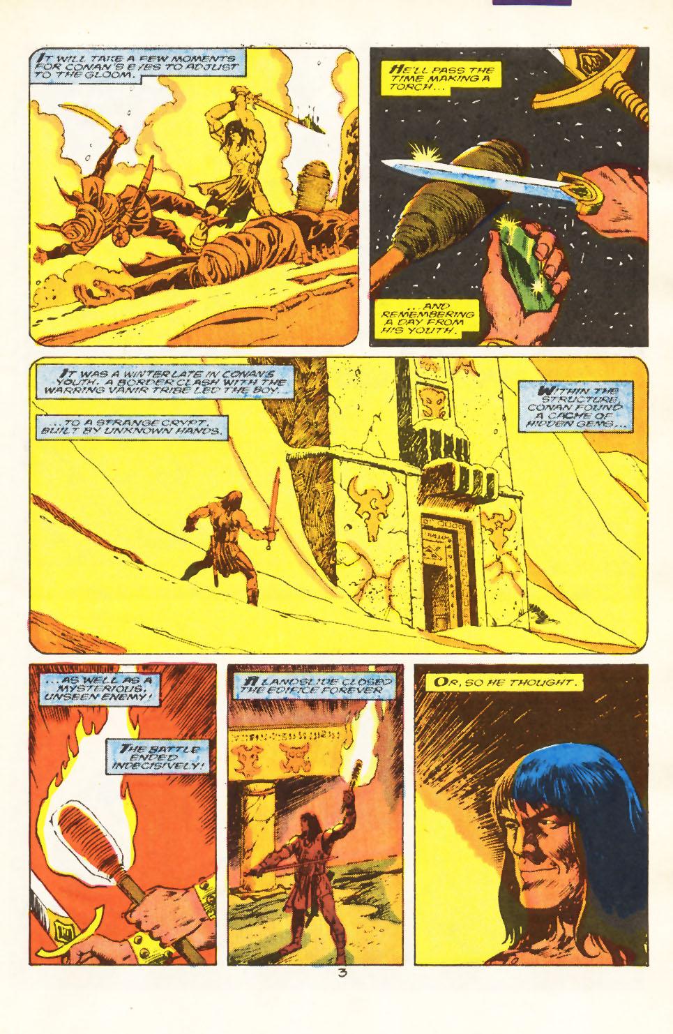 Conan the Barbarian (1970) Issue #212 #224 - English 4