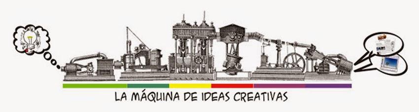 La Máquina de Ideas Creativas