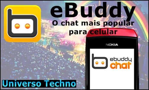[APP] eBuddy - O chat mais popular para celular - Techno Wins