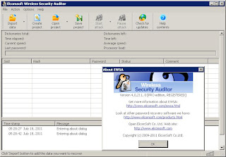 elcomsoft wireless security auditor 7 full