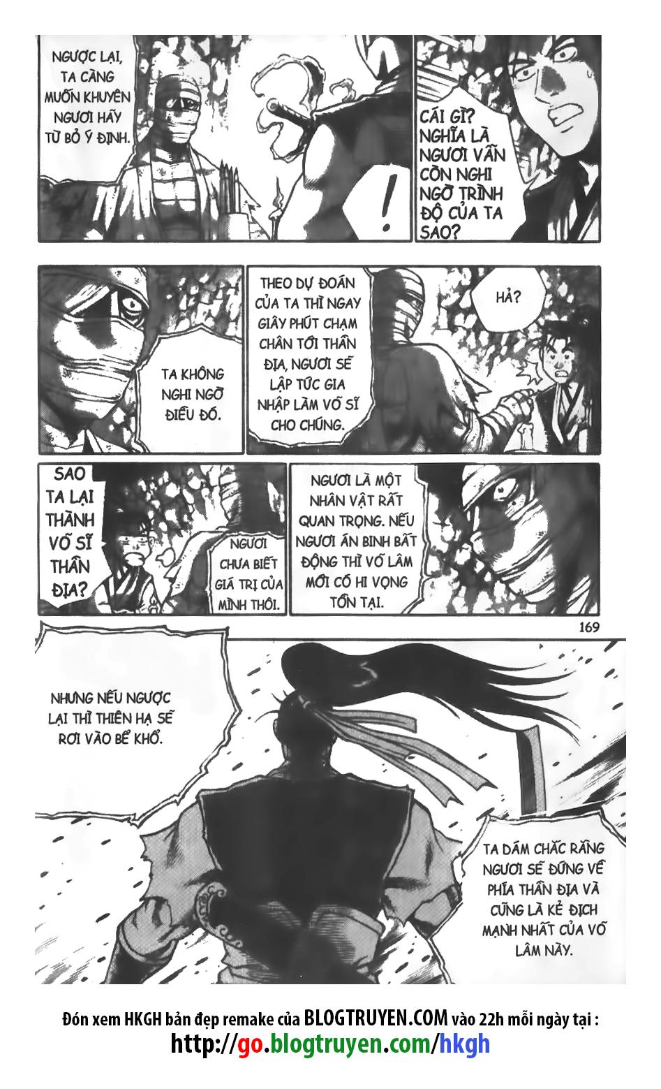 Hiệp Khách Giang Hồ chap 331 page 16 - IZTruyenTranh.com