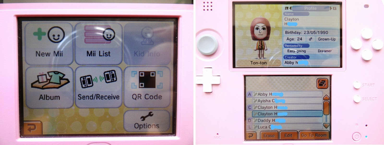 Nintendo 3DS new game, Tomodachi Life, Nintendo Mii game