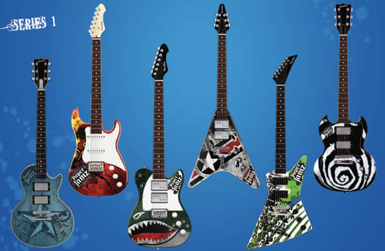 paper jamz guitar instructions The new guitars have downloadable songs as well as downloadable guitar  wowwee releases new paper jamz pro-series guitars, now with downloadable music.