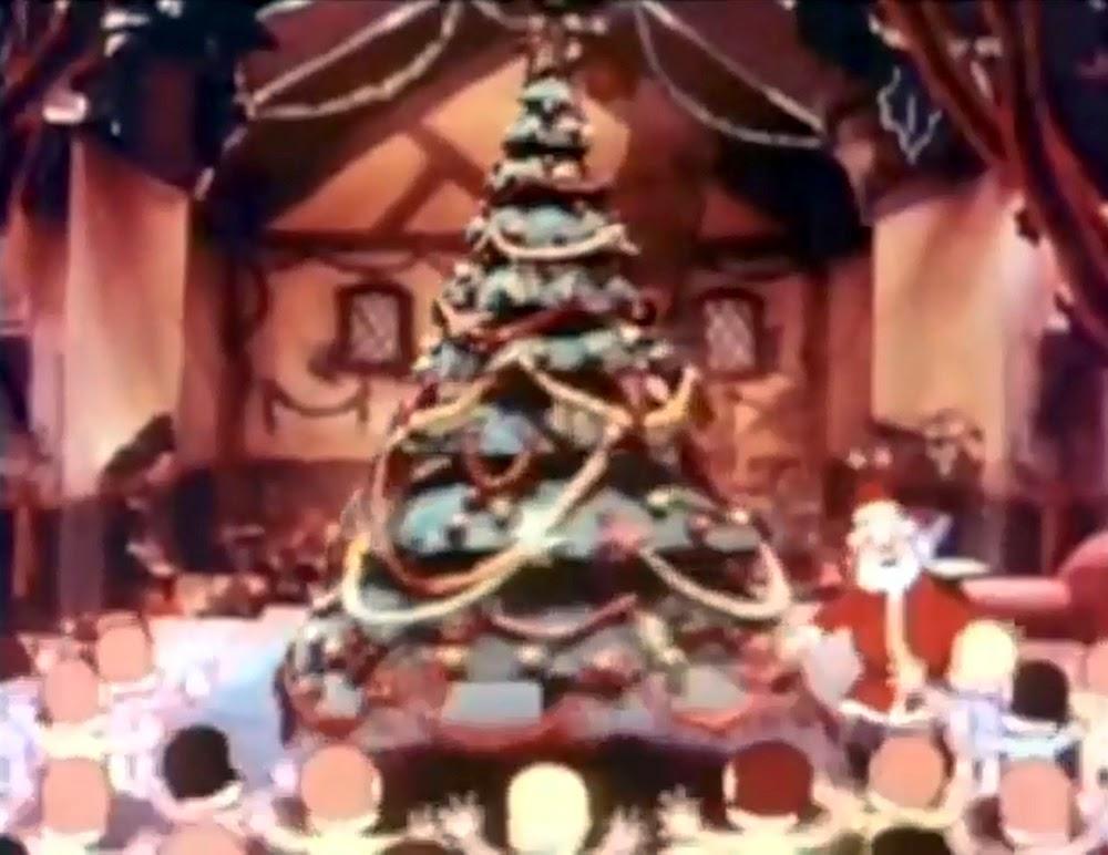 the B side: Amos Milburn - Christmas (Comes But Once A