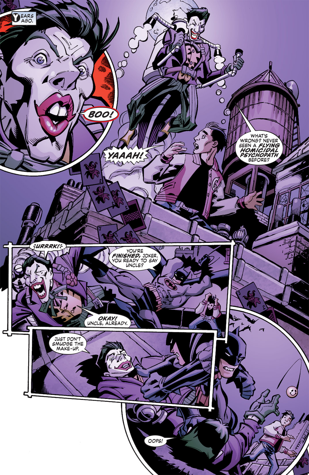 Detective Comics (1937) Issue #867 Page 16