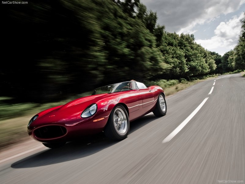 2011 Jaguar E-Type Speedster Lightweight