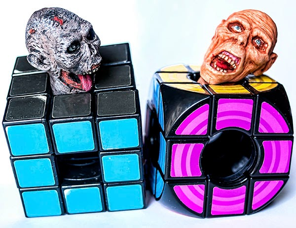 Void 3x3x3 Rubik Solución Paridad