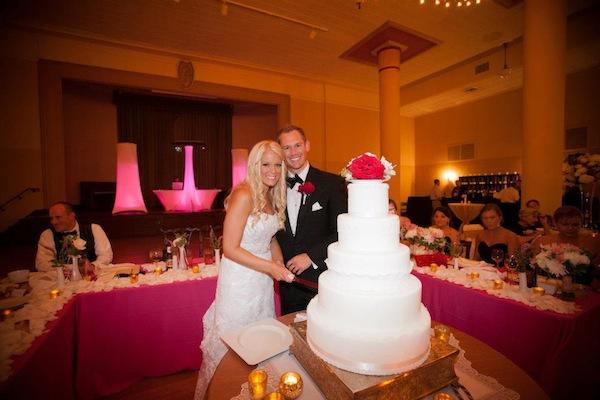 Ask Cynthia Real Wedding Kayla Amp Drew