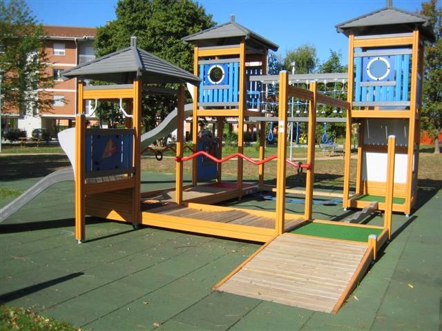 Parco giochi Candelo (BI)