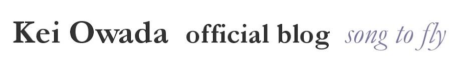 song to fly - Kei Owada official blog - シンガー大和田慧オフィシャルブログ