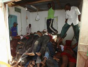 28 cristãos assassinados no Egipto (começou o Ramadão...)