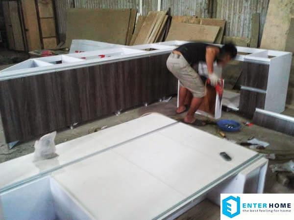 Xưởng sản xuất đồ gỗ nội thất enterhome hình ảnh 10